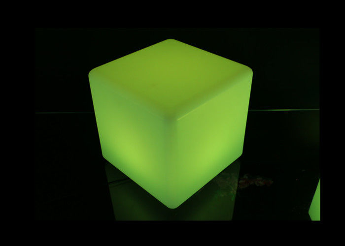 LED Light Cube,led glow cube stool,light up bar stool Colorful Changing Outdoor Seat LED Cube